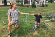 Get Out And Move: Hooping with Benjamin Berry