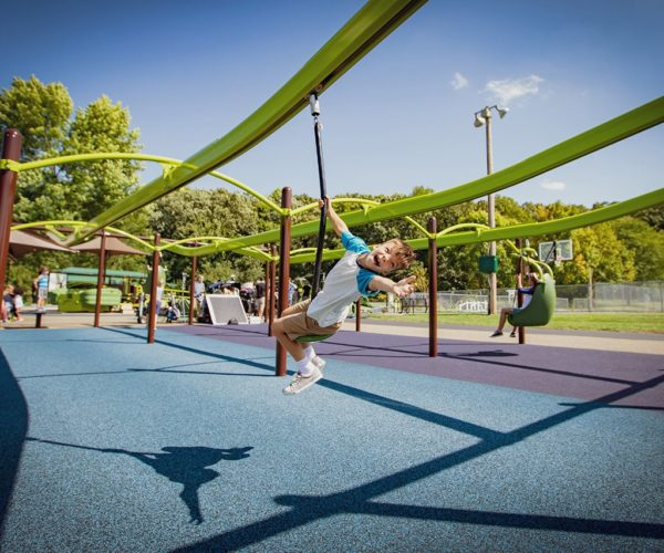 Inclusive Playgrounds: How Play Helps All Children Learn