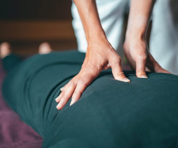 Massage is for EVERY Body