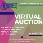 Virtual Auction Announcement Square