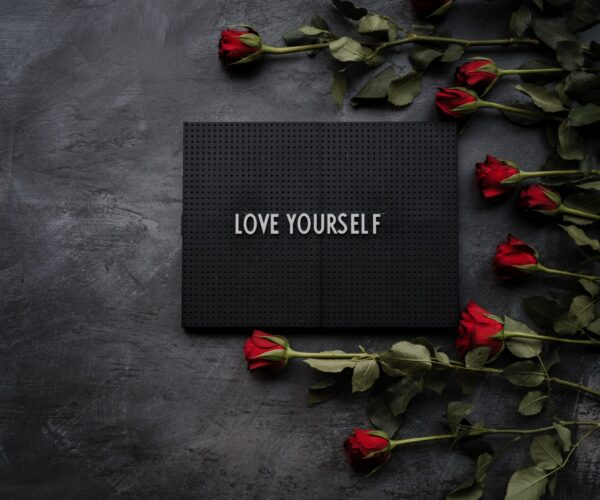 Love Yourself by Maintaining Optimal Well-being