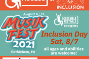 Inclusion Day at Musikfest!
